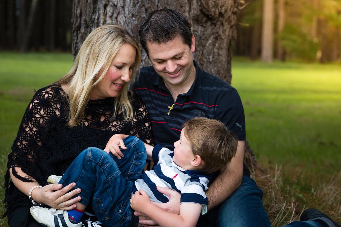 Catherine , Harrison and Daniel-9810